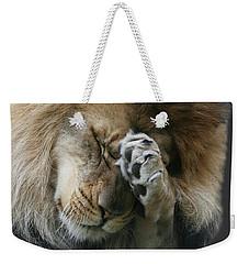 Awwwww.....  V2 Weekender Tote Bag