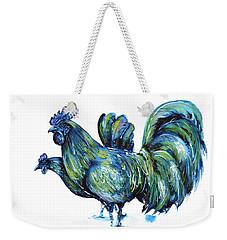 Ayam Cemani Pair Weekender Tote Bag