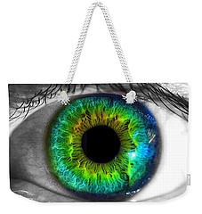 Aye Eye Weekender Tote Bag