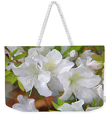 Azalea Festival I Weekender Tote Bag