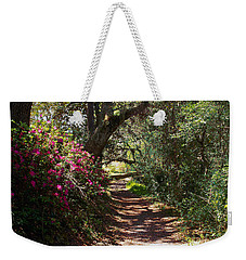 Azalea Path  Weekender Tote Bag