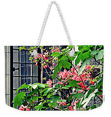 Azaleas At The Window   Weekender Tote Bag by Sarah Loft