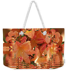Azalia Dreams Weekender Tote Bag