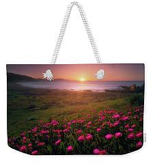 Azkorri In Springtime Weekender Tote Bag