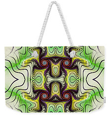 Aztec Art Design Weekender Tote Bag