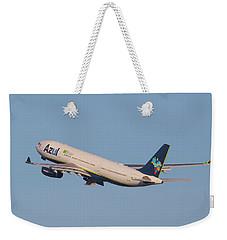 Azul Air Weekender Tote Bag