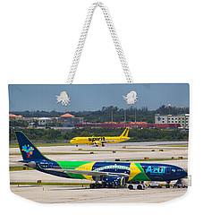 Azul Airline Weekender Tote Bag