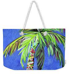 Azul Palm Weekender Tote Bag