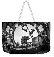 B-17 Bombardier Office Weekender Tote Bag