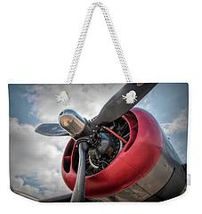 B-24j Liberator Engine II Weekender Tote Bag