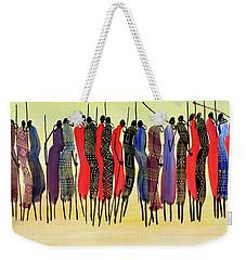 B 384 Weekender Tote Bag