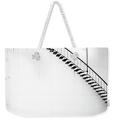 B And W Stairs Weekender Tote Bag