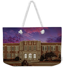 B C H S At Dusk Weekender Tote Bag