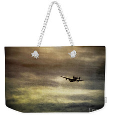 B24 In Flight Weekender Tote Bag
