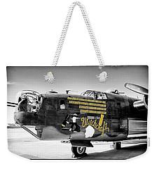 B24 Witchcraft Weekender Tote Bag
