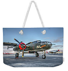 B25 Mitchell At Livermore Weekender Tote Bag