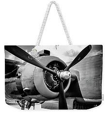 B25 Radial Engine Weekender Tote Bag