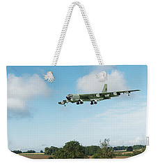 B52 Stratofortress Weekender Tote Bag