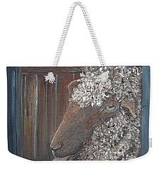 Baa Weekender Tote Bag