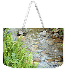 Babble Brook Weekender Tote Bag