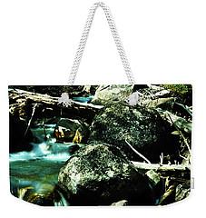 Babbling Brook Weekender Tote Bag