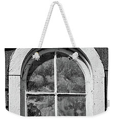 Weekender Tote Bag featuring the photograph Babcock Window 2273 by Guy Whiteley