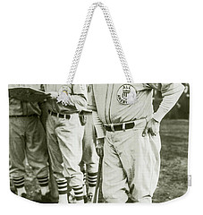 Babe Ruth All Stars Weekender Tote Bag