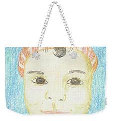 Baby Catherine Weekender Tote Bag
