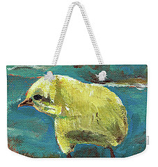 Baby Chick - Little Chicken Weekender Tote Bag