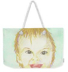Baby Cupcake Weekender Tote Bag