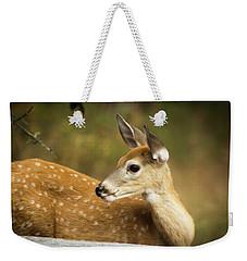 Baby Deer Weekender Tote Bag