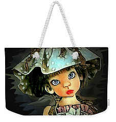 Baby Doll Collection Weekender Tote Bag
