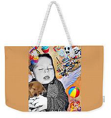 Baby Dreams Weekender Tote Bag