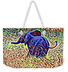 Baby Elephant  Weekender Tote Bag