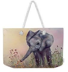 Baby Ellie  Weekender Tote Bag