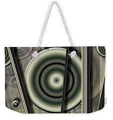 Baby Got A Ball II Weekender Tote Bag by Steve Sperry