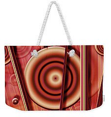 Baby Got A Ball IIi Weekender Tote Bag by Steve Sperry