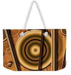 Baby Got A Ball #4 Weekender Tote Bag by Steve Sperry