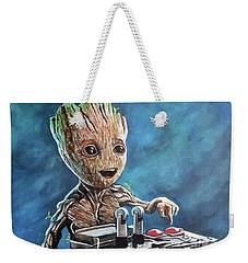 Baby Groot Weekender Tote Bag