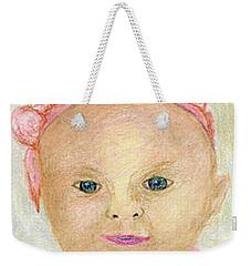 Baby Harper Weekender Tote Bag