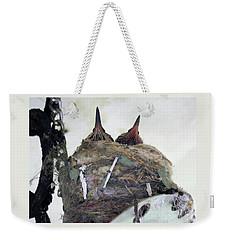 Baby Hummers 4 Weekender Tote Bag