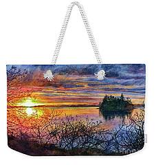 Baby Island Glory Weekender Tote Bag