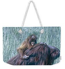Baby Weekender Tote Bag by Melissa Messick