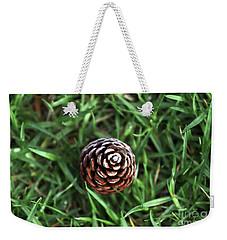Baby Pine Cone Weekender Tote Bag