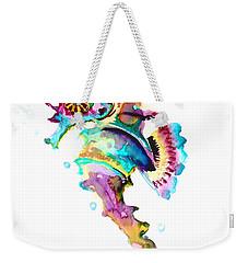 Baby Seahorse Weekender Tote Bag