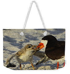 Baby Skimmer Feeding Weekender Tote Bag