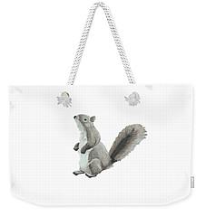Baby Squirrel Weekender Tote Bag