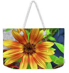 Baby Sunflower Grace Weekender Tote Bag
