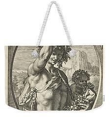 Bacchus God Of Ectasy Weekender Tote Bag