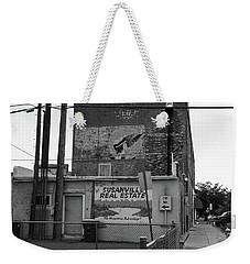 Back Alleys Of Susanville Weekender Tote Bag